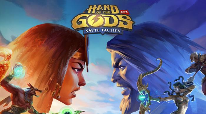 「Hand of the Gods: Smite Tactics」