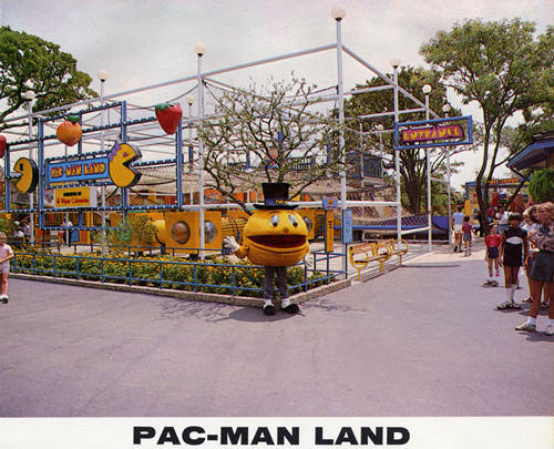 pac-man land