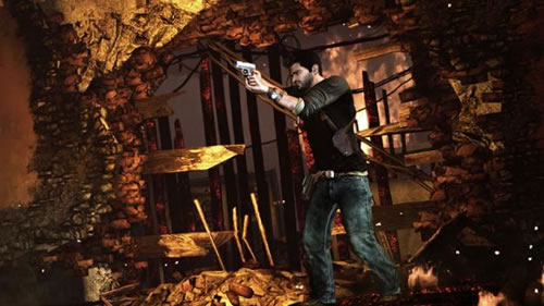 「Uncharted: Drake's Fortune」 アンチャーテッド