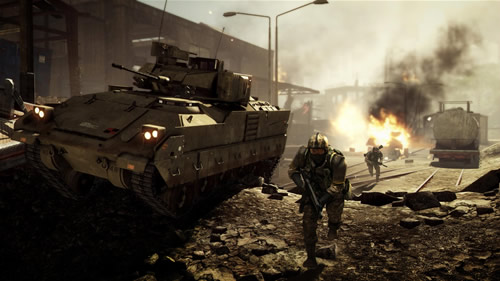 「Battlefield: Bad Company 2」