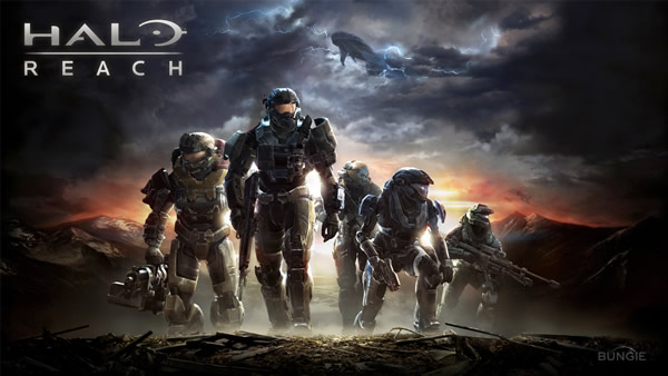 「Halo: Reach」「Halo 3: ODST」