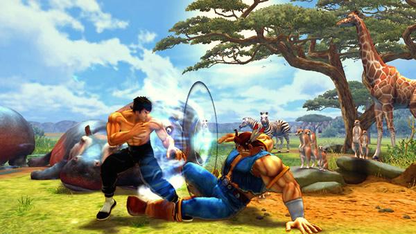 「スーパーストリートファイターIV」Super Street Fighter IV