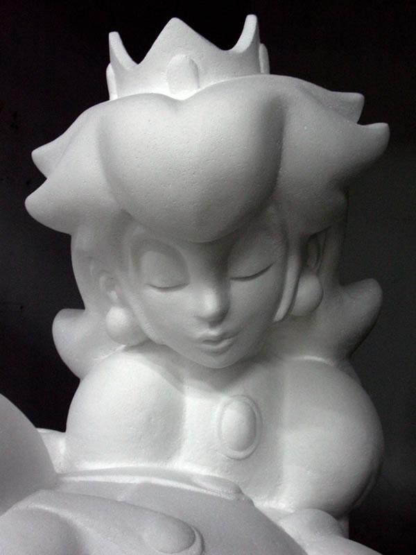 マリオ ピーチ姫
