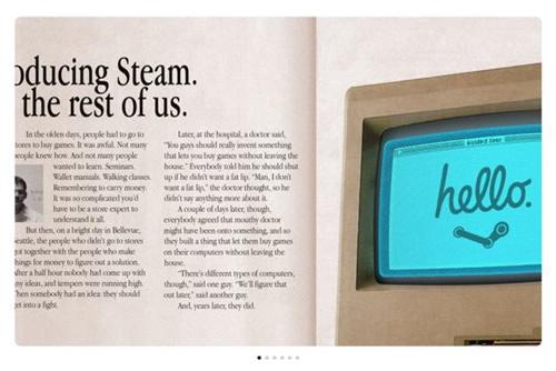 Mac 「Steam」