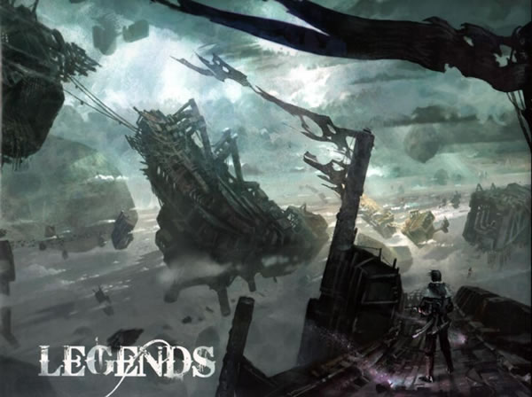 「Legends」