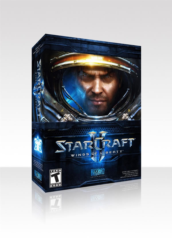 「StarCraft II」 「Starcraft II: Wings of Liberty」 スタークラフトII
