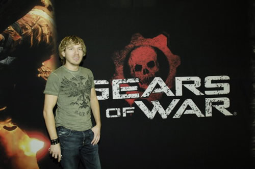 「Gears of War 3」 Cliff Bleszinski