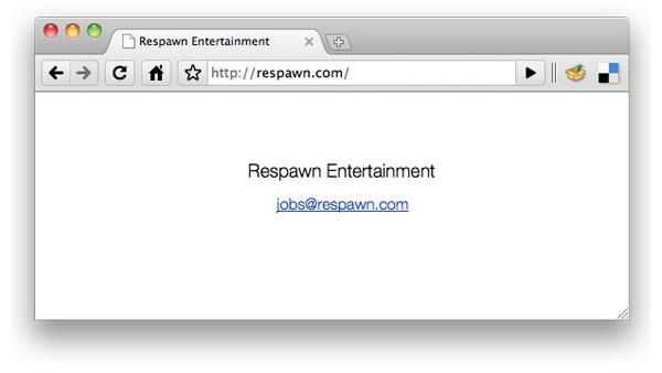 「Respawn Entertainment」
