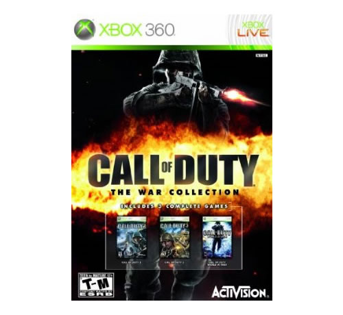「Call of Duty: The War Collection」