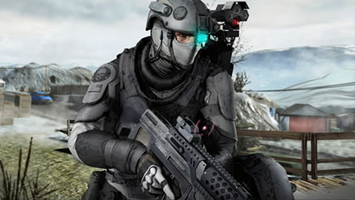 「Ghost Recon: Future Soldier」 ゴーストリコン フューチャーソルジャー
