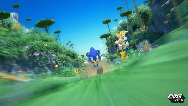 「Sonic Colours」 ソニック カラーズ