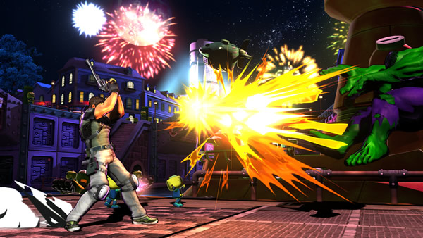 「Marvel vs. Capcom 3」 「Marvel Vs Capcom 3: Fate of Two Worlds」 .マーヴル カプコン