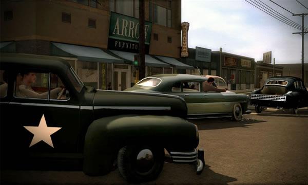「L.A. Noire」