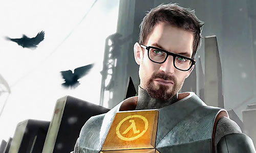 「Half-Life 2」 Gordon Freeman