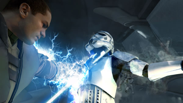 「Star Wars: The Force Unleashed II」 スターウォーズ