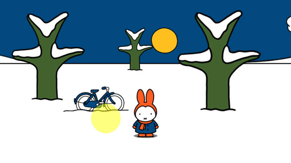 「Miffy's World」 ミッフィー