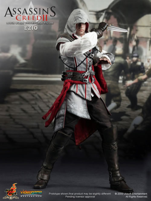 「Assassin's Creed」 Ezio フィギュア