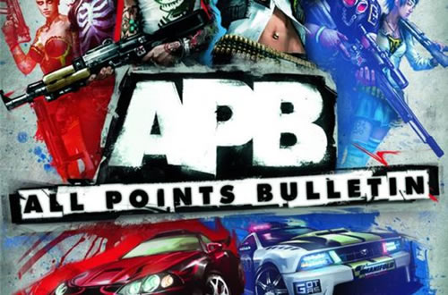 「APB:All Points Bulletin」
