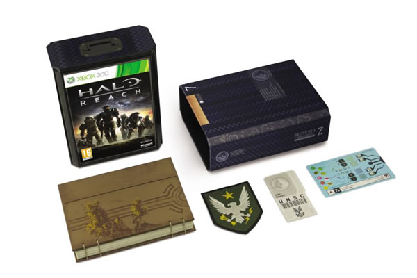 「Halo: Reach」 ヘイローリーチ Limited Edition Legendary Edition