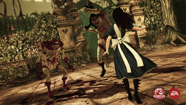 「Alice: Madness Returns」 アリス