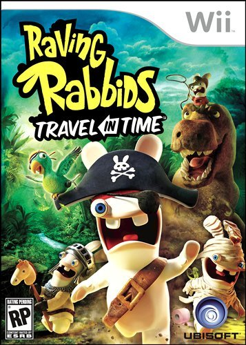 「Raving Rabbids Travel in Time」