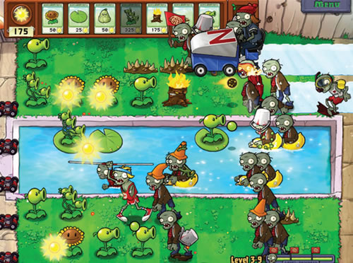 Plants vs zombiespopcap plants vs zombies vs voltagebd Gallery
