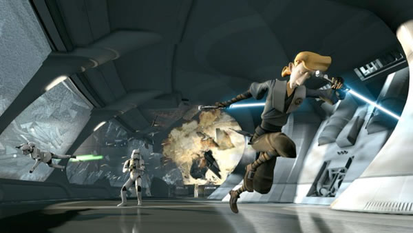 「Star Wars: The Force Unleashed II」スターウォーズ