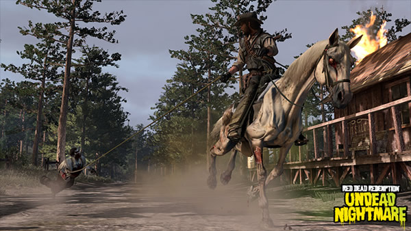 「Red Dead Redemption」 レッド デッド リデンプション