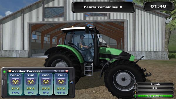 「Farming Simulator 2011」