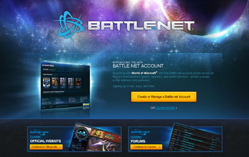 「Battle.net」Activision Blizzard