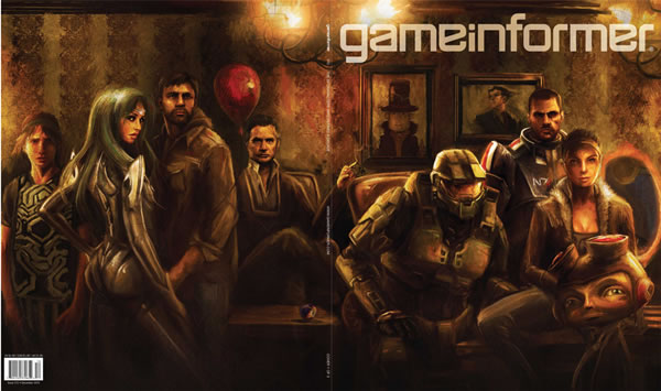 「GameInformer」
