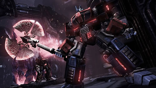 「Transformers: War for Cybertron 2」 トランスフォーマー