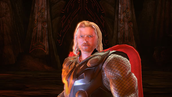 「Thor: God of Thunder」