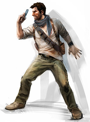 「Uncharted 3: Drake's Deception」