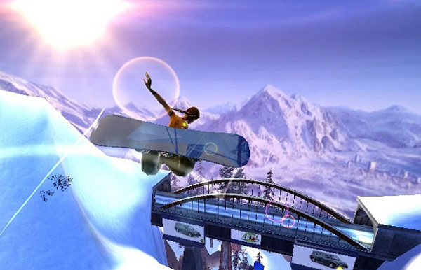「SSX: Deadly Descents」