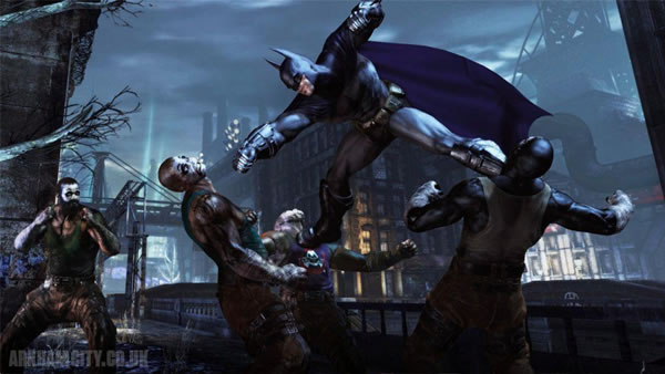 「Batman: Arkham City」 「Mass Effect 3」