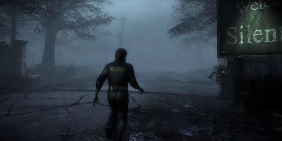 「Silent Hill Downpour」 サイレントヒル