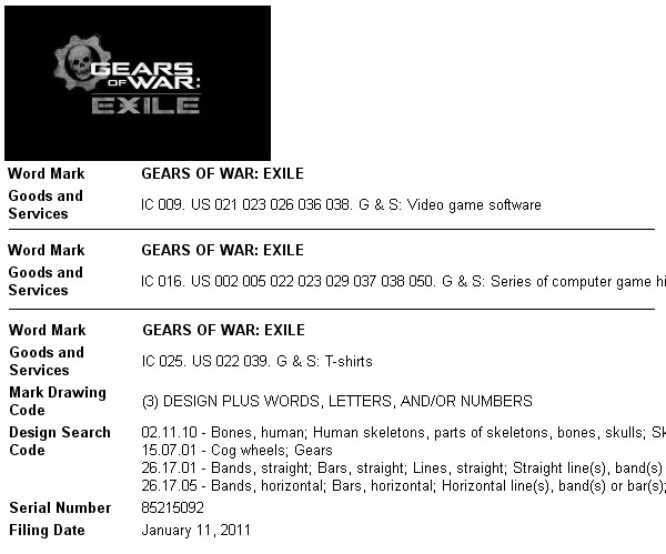 「Gears of War: Exile」