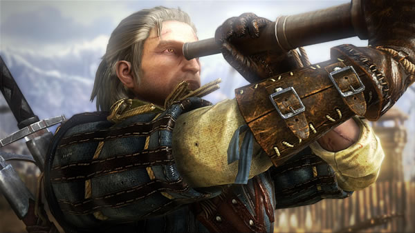 「The Witcher 2: Assassins of Kings」 ウィッチャー 2