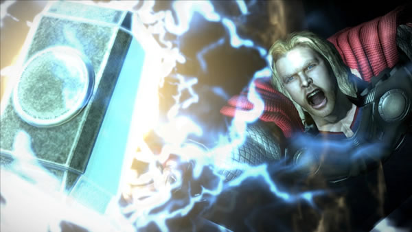 「Thor: The Video Game」