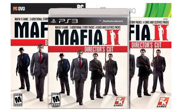 「Mafia II: Director's Cut」
