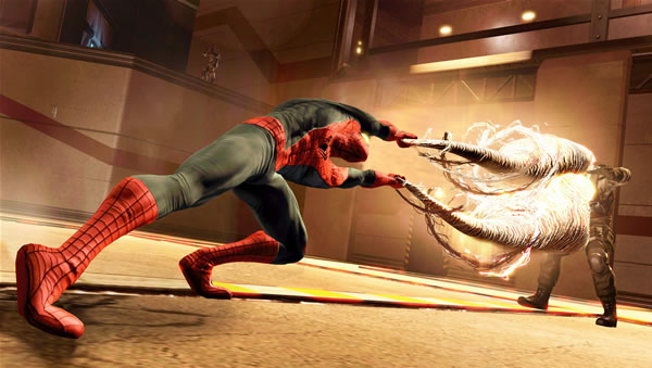 「Spider-Man: Edge of Time」