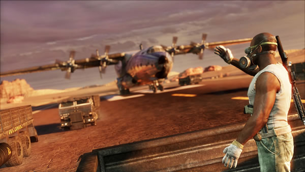 「Uncharted 3: Drake's Deception」 アンチャーテッド 3