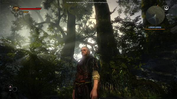 「The Witcher 2: Assassins of Kings」 ウイッチャー 2