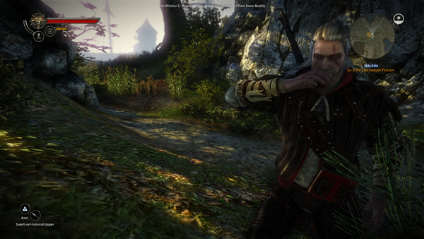 「The Witcher 2: Assassins of Kings」 ウィッチャー2 王の暗殺者