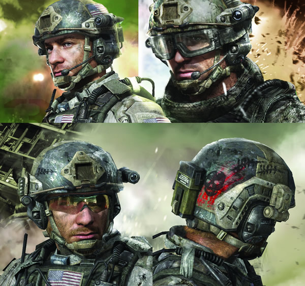 「Call of Duty: Modern Warfare 3」 コールオブデューティ