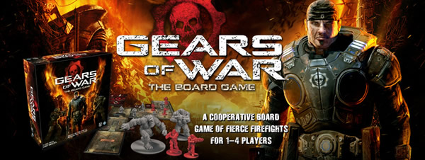 「Gears of War The Board Game」 ギアーズ オブ ウォー