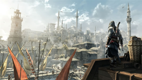 「Assassin's Creed Revelations」