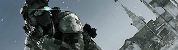 「Ghost Recon: Future Soldier」