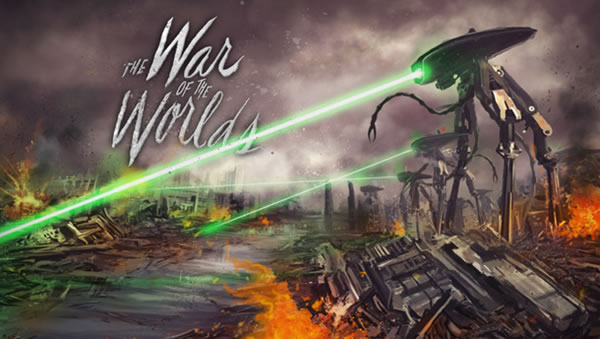 「The War of the Worlds」 宇宙戦争
